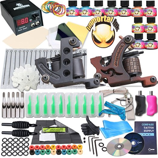 Tattoo equipment for Cheap tattoo kits amazon